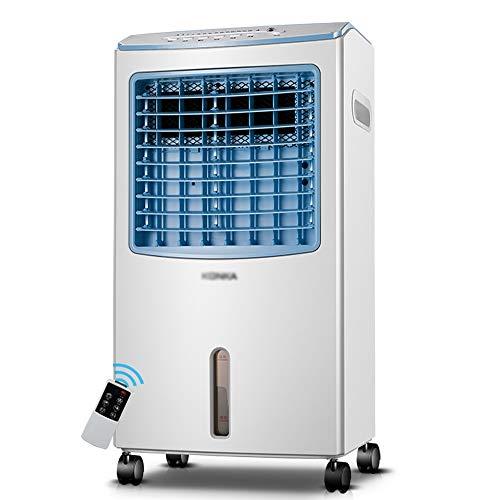 LSX Mobiele airconditioner – kranten van 7,5 uur, negatief, waterreservoir, 8 l, koellichaam voor thuis en kleine airconditioning