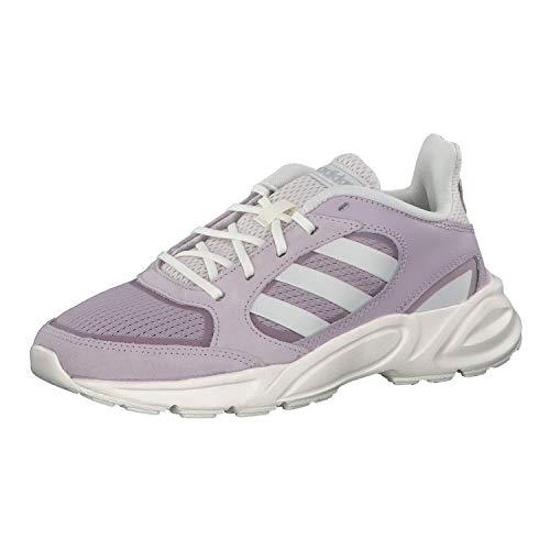 adidas Damen 90s Valasion Sneaker rosa 40