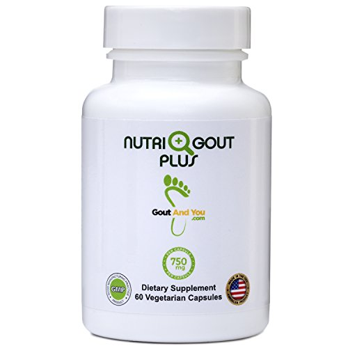 NutriGout Plus - Uric Acid Support Premium Formula