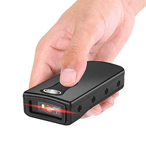 Xyfw Scanner De Codes À Barres Bluetooth 1D QR 2D Lecteur De Code-Barres USB Filaire Et sans Fil 2.4G Et Bluetooth Scanner D'écran Portable CCD