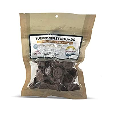 Fresh Is Best Freeze Dried Turkey, Dog & Cat Treats (Turkey Giblets)