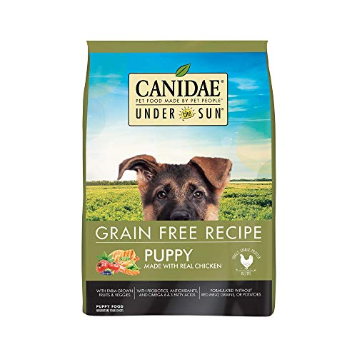 Canidae Under The Sun Grain-Free Puppy Dry Dog Food