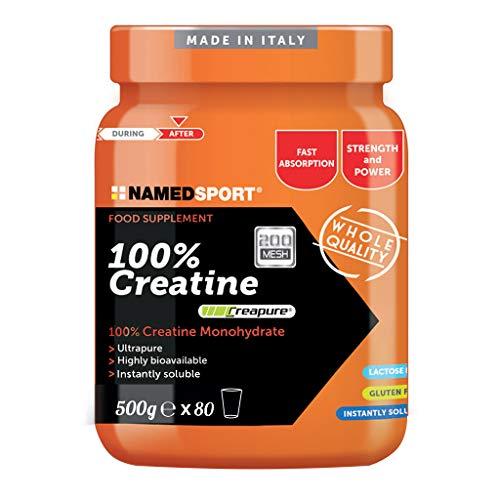 NAMED SPORT 100% CREATINE 500 GR