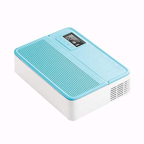 LHQ-HQ Refrigerador de la insulina Caja de la Medicina del refrigerador del refrigerador de Control de Temperatura 2-12 ° C cargable for el Recorrido/Gotas for los Ojos/Interferón/Drogas almacen