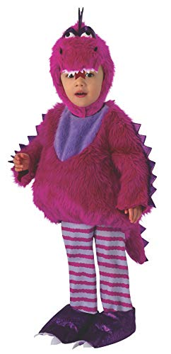 Rubie's Kid's Opus Collection Lil Cuties Purple Dragon Costume Baby Costume, As Shown, Toddler