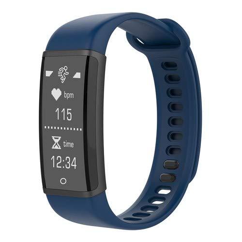 Lenovo HX03W Blue Fitness-Armband mit Schlafüberwachung und Herzfrequenz