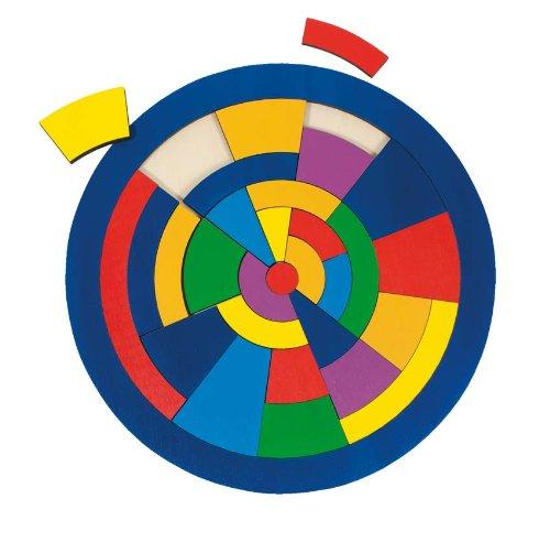 Goki Puzzle Cerchio in Legno