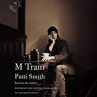 Couverture de M Train
