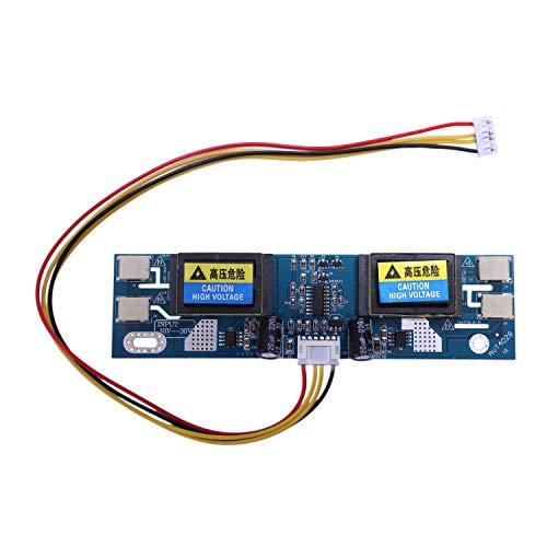 Nrpfell Avt4028 PC-LCD-Monitor Ccfl 4 Lampe Universal-LCD-Inverter-Brett, 4 Lampe 10V-30V für 15-26 Zoll-Schirm