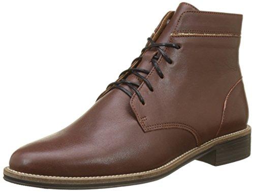 Schmoove Newton Boots, Bottines Chelsea Femme, Marron (Cognac), 38 EU