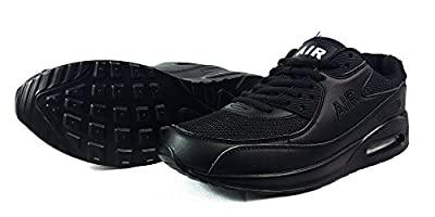 Mens Running Trainers Casual Lace Gym Walking Boys Sports Shoes