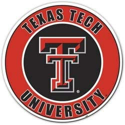 Fremont Die Inc. Las Vegas Mall - Texas Red Tech Vinyl Magnet Manufacturer direct delivery Raiders-12