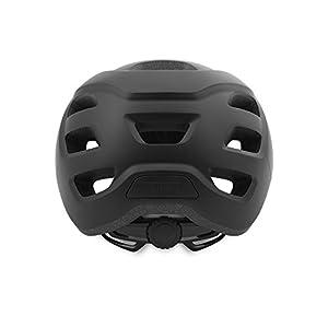 Giro Fixture Adult Recreational Cycling Helmet - Universal Adult (54-61 cm), Matte Black