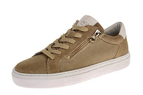 Maca Kitzbühl 2630 - Damen Schuhe Sneaker - Sand, Größe:37 EU