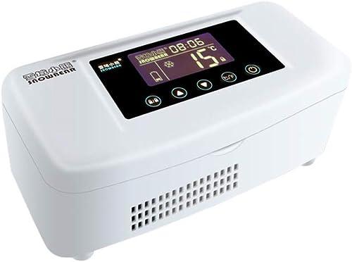 CorENWALL Thermostat Isotherme de Voyage pour Usage Domestique avec interféron de 2 à 8 °C sous 35 °C