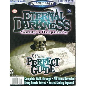 Versus Books Official Eternal Darkness: Sanity's Requiem Perfect Guide