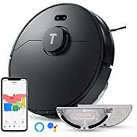 Ofuzzi by TK S10 Pro Robot Vacuum Cleaner with 2000Pa Strong Suction, Wi-Fi Connected Mapping, Works with Alexa