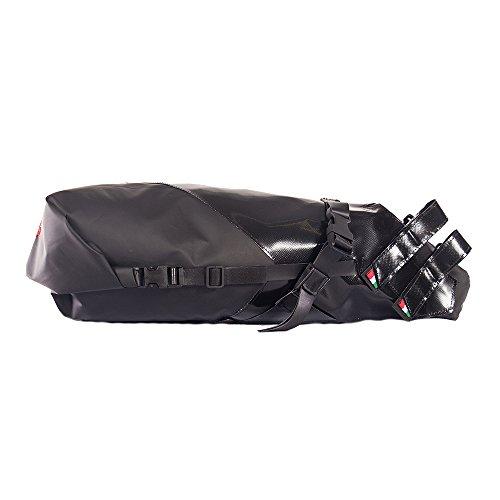 Fiets rugzak bagagedragertas fiets 3 in 1 fietstas Profi BMG-B005 20L volume waterdicht Made in Italy topprijs