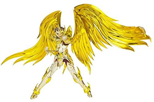 Bandai - Figurine Saint Seiya Myth Cloth Ex - Soul of Gold Aiolos Sagitarius 18cm Reedition - 4573102580382