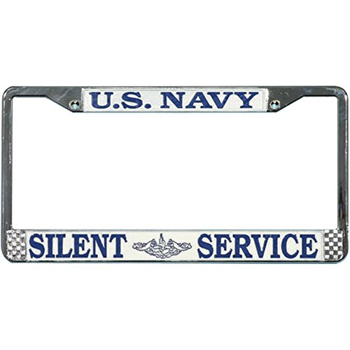 Honor Country Navy Dad License Plate Mitchell Proffitt