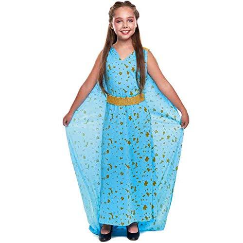Disfraz Princesa Dragón Niña Cine y TV (Talla 7-9 años) (+ Tallas)