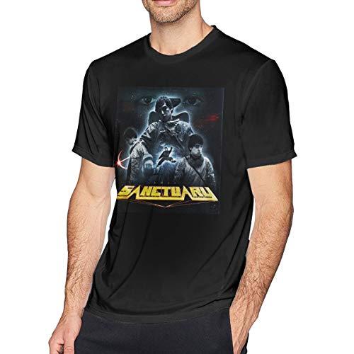 SHGDI Joji Sanctuary Men's Short Sleeve T-Shirt Black