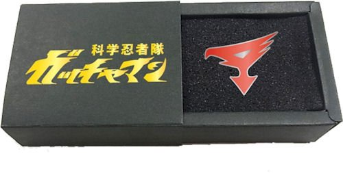 Gatchaman Pins (japan import)