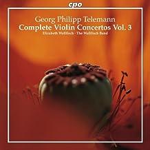 Complete Violin Concertos Vol.