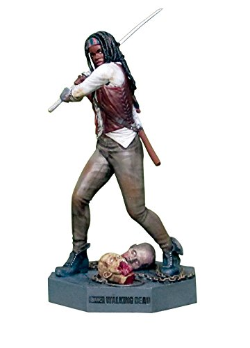 Walking Dead Michonne Caja Completa (con Revista)