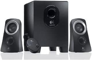 Logitech Z313 2+1 Speaker 25W, Siyah