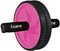 I.Care 2133 Pink Exercise Ab Wheel