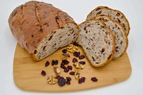 Magic Flavors Alaska Cranberry Walnut Sourdough Bread (3-Pack)With Free Sample
