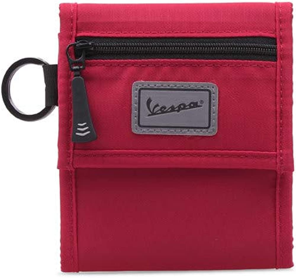 Vespa portafoglio unisex in nylon