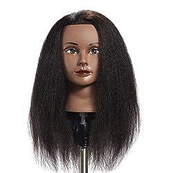 Image of Hairginkgo 100% Real Hair...: Bestviewsreviews