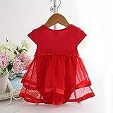Zoom IMG-1 allaibb baby girl tutu dress
