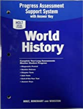 World History: Progress Assessment