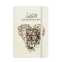 グラフィティストリートハートアートイラストパターン 化学手帳クラシックジャーナル日記A 5