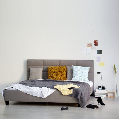 ikarus Tosno Bett Taupe 160 x 200 cm