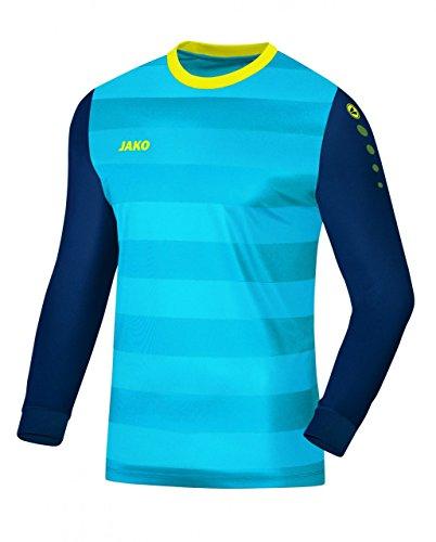 JAKO TW-Trikot Leeds, Größe:M, Farbe:JAKO blau/Navy/Neongelb