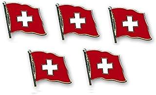45 cm ohne Stock von Yantec 2er Pack Stockflaggen Hamburg 30