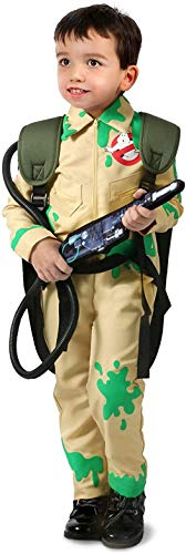 Princess Paradise Child's Ghostbusters Slime Covered Ghostbuster Costume, X-Small