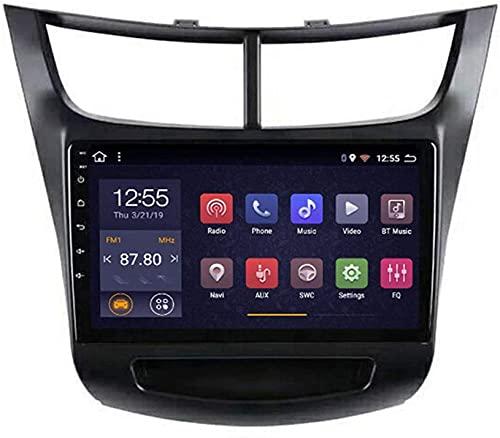 Android 8.1 GPS Navigation Stereo Radio para Chevrolet Sail 2015-2018, 9' Reproductor Multimedia, Compatible con BT/WiFi/Mirrorlink/SWC/Cámara De Visión Trasera