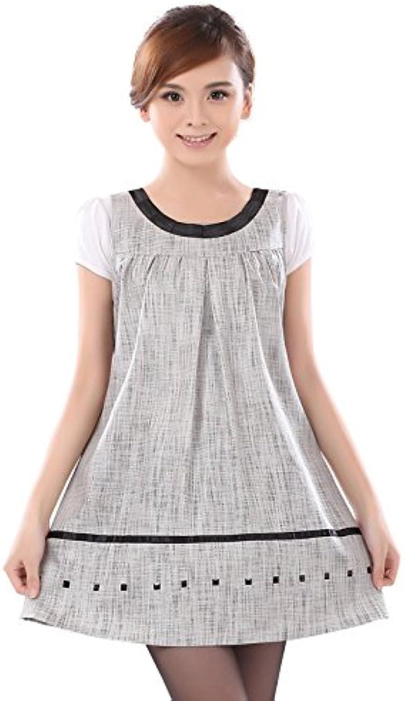 DMMSS AntiRadiation Maternity Dress Authentic Stylish New Silver Fiber
