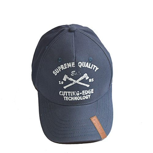 Stihl Timbersports Baseball Cap Blau Golfmütze Mütze Supreme1985 Baumwolle Kappe