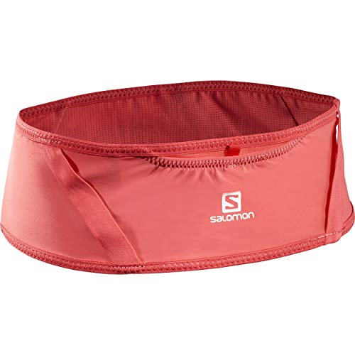 Salomon Pulse Belt Cinturón de Running, Unisex Adult, Rosa, S