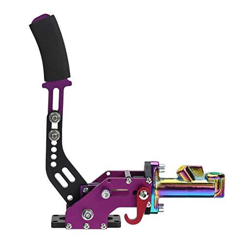 RJJX for vertikale Racing-Escort-Rallye-E-Braking Drift Hydraulische Handbremshydro (Color Name : Purple)