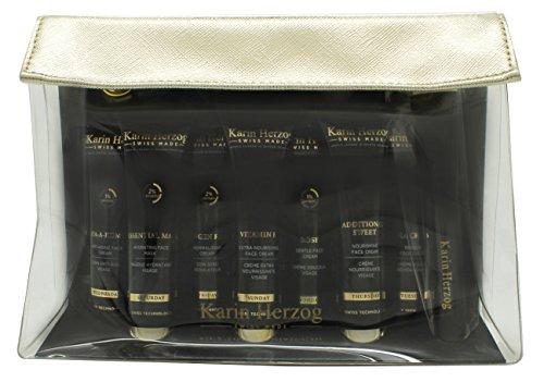 Karin Herzog 7 Creams of the Week Geschenkset 7 x 15ml Gesichtscreme