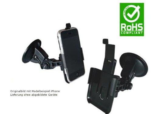 Profi KFZ Halterung Handyhalterung Passiv Halterung HTC Touch Diamond 2 / II 360° drehbar/schwenkbar