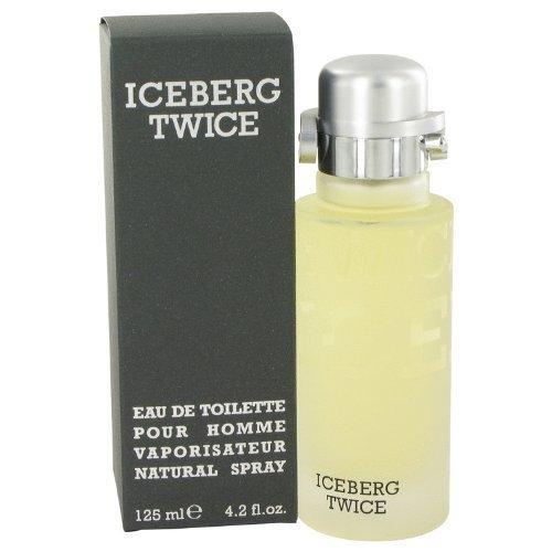 Iceberg Twice Fragrance Eau de Toilette for Men – 125 ml
