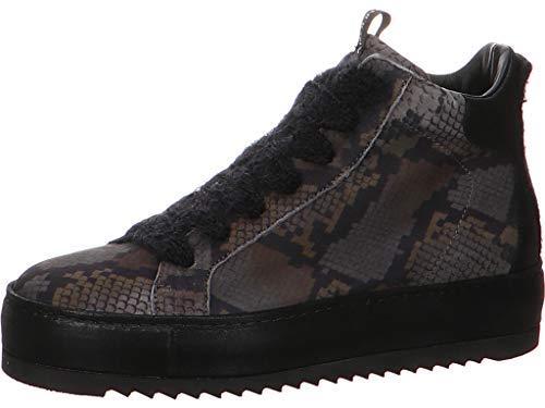 Donna Carolina Damen Sneaker 40.168.140 40.168.140 012 grau 742119